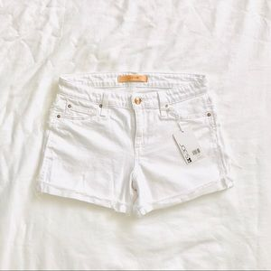 NWT Joe's Jean Kerri Shorts